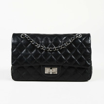 "Chanel 2006-2008 Quilted Lambskin Leather ""Reissue 2.55 Double Flap"" Bag - $2,605.00"