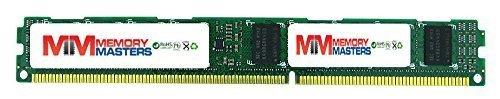 MemoryMasters DDR3 16GB 1600MHz PC3-12800 2Rx4 Dual Rank 240 Pin RDIMM Server Me - $73.25