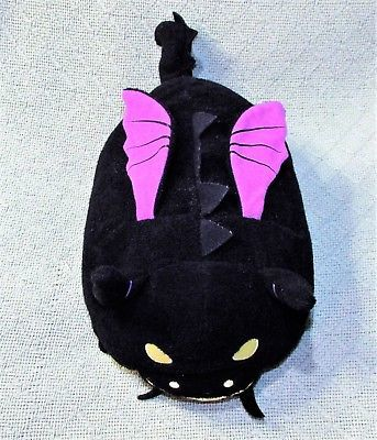 "Disney MALEFICENT TSUM TSUM 12"" Plush Stuffed Stackable Disney Store Character  image 3"