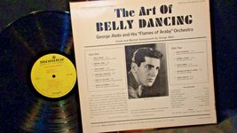 Art of Belly Dancing George abido and his Flames of Araby Orchestra MFS 752 Ster image 4
