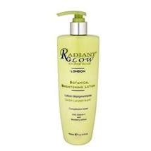 RADIANT GLOW BOTANICAL - ORGANIC BRIGHTENING BODY LOTION 400ML - $44.99