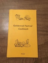 Goldenrod Festival Cookbook(1987, PB) - $7.91