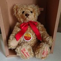 Steiff Licca-chan collaboration Teddy bear 30th anniversary Rare New - $951.38