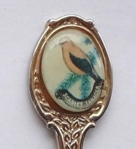 Collector Souvenir Spoon Scarlet Tanager Bird - $4.99