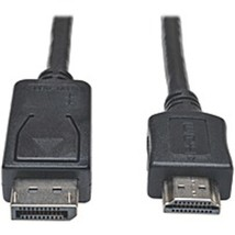 Tripp Lite 25ft DisplayPort to HDMI Adapter Converter Cable Video / Audio M/M -  - $41.00