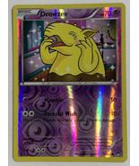 Drowzee 50/122 Reverse Holographic Pokemon Card XY Breakpoint Set Light ... - $2.89