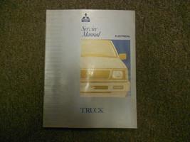 1992 1995 Mitsubishi Truck Service Repair Shop Manual Vol 2 Factory Feo Book 95 - $35.59