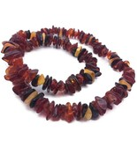"Genuine 'Wild Mix' Baltic Amber Teething Bracelet 6"" - 9"" Baby Toddler A... - $9.00+"