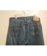 Levi's 569 Men's Loose Straight Fit Medium Wash 34 x 32 ACT 34 x 32 - $24.00