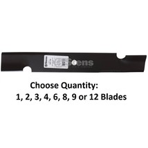 "Notched Air-Lift Blades Fit 482878 AM104490 00450300 04916400 36"" & 52"" ... - $16.59+"
