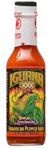 Iguana XXX Pretty Damn Hot Habanero Pepper Sauce 5oz - $7.69