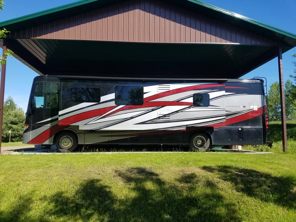 2018 NEWMAR VENTANA LE 3709 FOR SALE IN Holcombe, Wi 54745