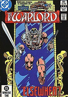 Warlord (DC) (1976) #64 [Comic] [Jan 01, 1976] DC Comics
