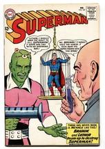 Superman #167 1964-DC Comics-Brainiac origin-Lex Luther-fn+ - $62.08