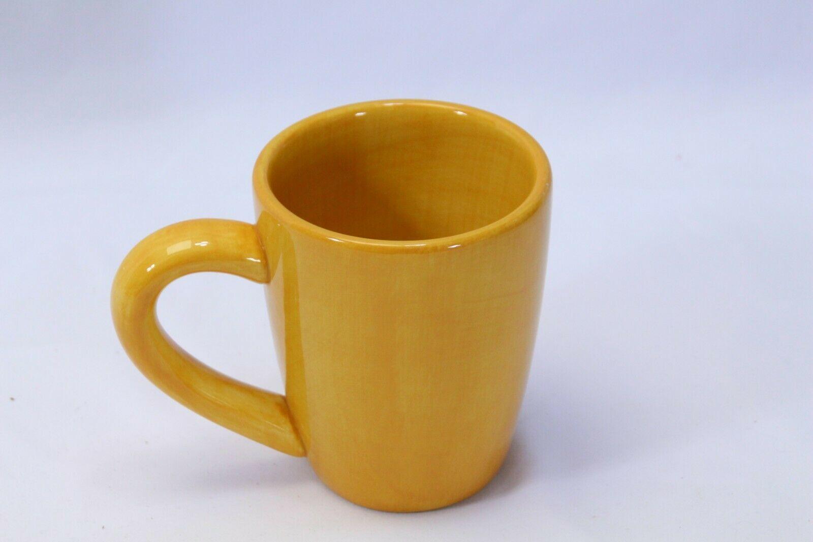 Tabletops Unlimited Corsica Mug Butter image 3