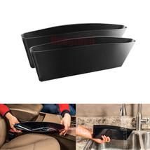 Auto Car Seat Slit Pocket Catch Catcher Storage Organizer Box Caddy Car - $7.05