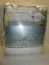 Platinum Collection King 500 Thread Count Microlux Mattress Pad NEW!! - $144.90