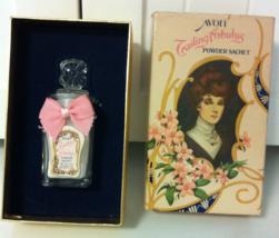 Vintage Avon Trailing Arbutus Powder Sachet in Box 1975 Rare - $19.99