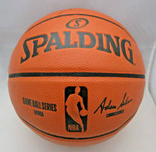 STEPHEN CURRY / GOLDEN STATE WARRIORS / AUTOGRAPHED FULL SIZE NBA BASKETBALL COA image 3