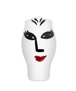 Kosta Boda Open Minds Vase (White) by Ulrica Hydman-Vallien - $282.15