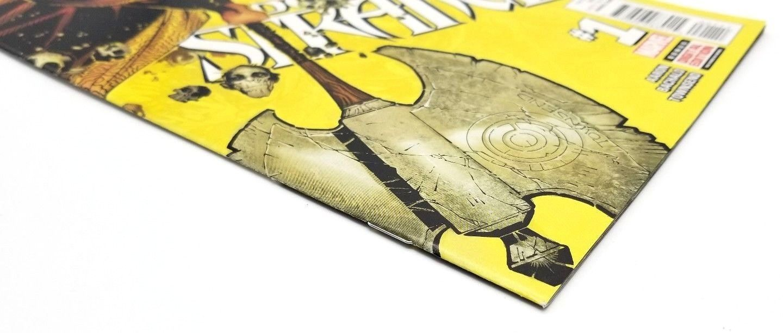 Doctor Strange #1 First Print Volume 4 December 2015 Marvel Comics Aaron Bachalo