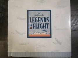LEGENDS IN FLIGHT Bleriot XI PLANE - RETIRED HALLMARK QHA1009 Airplane R... - $28.66