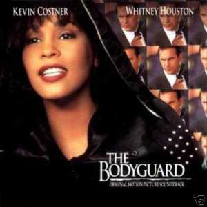 The Bodyguard Original Soundtrack CD Houston / Costner