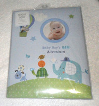Stepping Stones Baby's First Memory Baby Boy Turtle Dog Ball Photo Memor... - $12.87