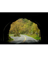 Shenandoah National Park Tunnel, Va, 12x18 Phot... - $199.00
