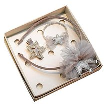 3 PCS Lovely Jewelry Clip Flower Hairpin Gift Set Hair Headdress-A5 - $14.77