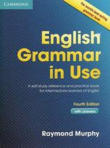 English Grammar in Use: A Self-Study Reference and Practice Book for Int... - $27.67