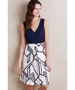 NWT ANTHROPOLOGIE ARDMORE DRESS by HD in PARIS 12 - $76.49