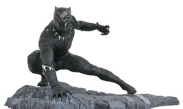 Black Panther Action Figure Avengers Black T'Challa  Superhero Collectible Toy  - $49.49