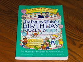 The Penny Whistle Birthday Party Book - $10.59