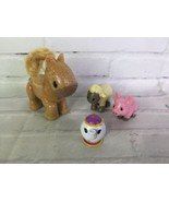 Disney Animators Replacement Animals For Belle Mini Playset Beauty & the... - $17.81