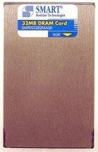 Smart Modular 32 MB DRAM Memory Card SM9DS3282F6-ASD (Pack of 2) - $25.34
