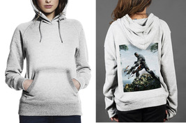 Crysis   copy hoodie women s white thumb200
