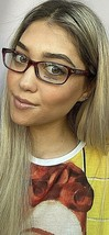 New MICHAEL KORS MK 2440 6730 55mm Women's Eyeglasses Frame - $69.99