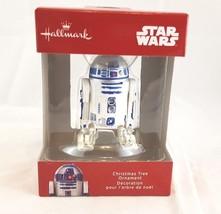 Hallmark Ornament Red Box Star Wars R2D2 NIB New  - $18.90