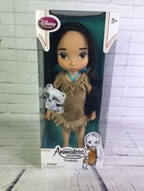 "Disney Store Animators Collection Pocahontas 16"" Doll Toddler Princess A... - $50.48"