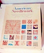 Patterns & Books Instructions for American Needlework 1962 Fawcett Publi... - $49.39