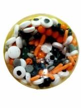 Spooky Eyes Mix Tall Sprinkles Decorations 4 oz Wilton Halloween - $4.85