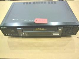 Sony Video Cassette Recorder SLV-M20HF - $194.00