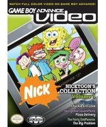 Gameboy Advance Video: Nicktoons Collection, Vol. 1 [video game] - $4.99