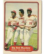 Big Red Machine Driessen, Concepcion, Foster Ba... - $3.95