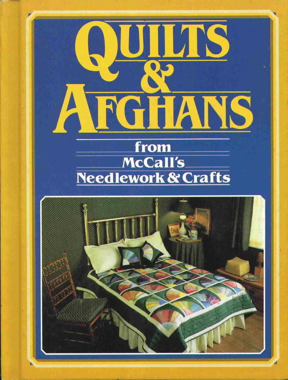 Quilts and afghans from mccalls needlework and crafts
