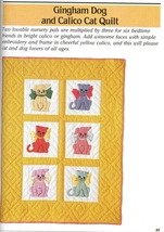 Quilts and afghans from mccalls needlework and crafts 5 thumb200