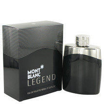 Montblanc Legend Cologne by Mont Blanc 100% Authentic product - $19.90+