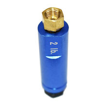 Blue 2 Pound Residual Brake Pressure Check Valve Street Rod Hot Rod Rat Rod PV image 9