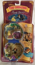 Polly Pocket Tiny Collection Disney Beauty and the Beast Vintage 1995 MO... - $189.99